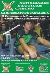 Campeonato de Cantabria de Remoergómetro